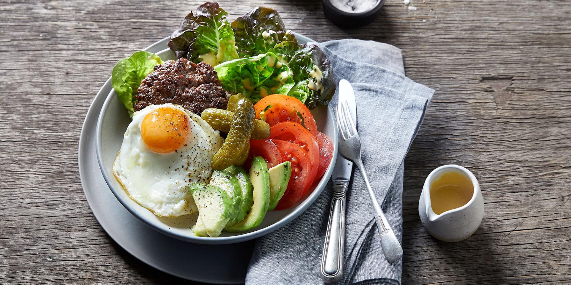 Pan-Seared Fish & Radish Salad with Slow-Fried